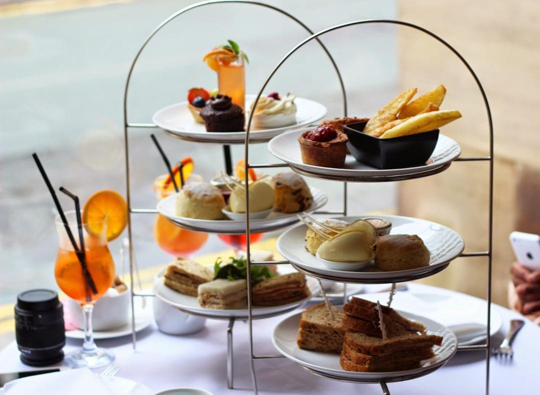 afternoon tea week radisson blu hotel