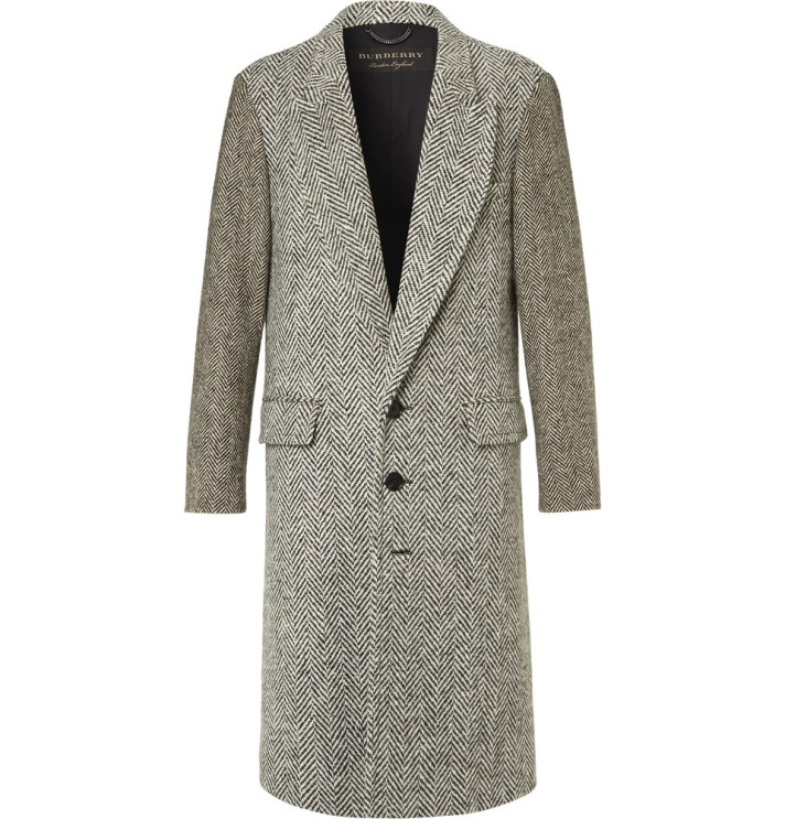 Burberry coat (Nathan Taylor)